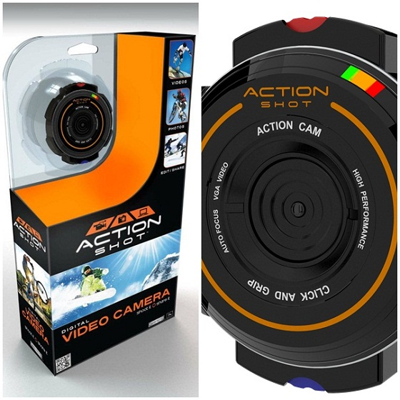 action shot video Camera