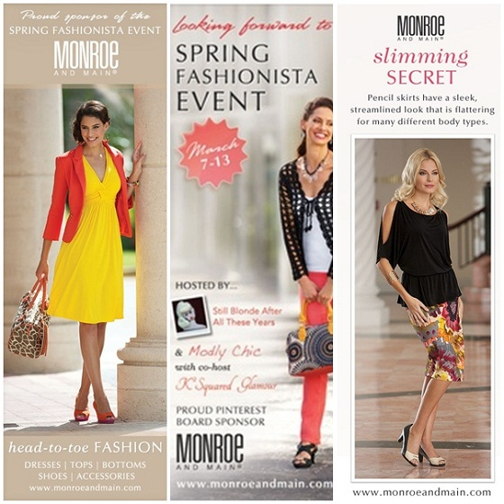 Fashionista Events Spring Monroe and Main