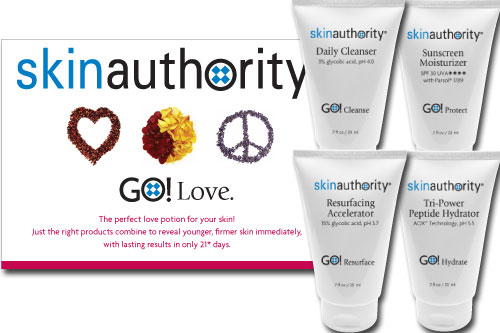 Go Love Kit Skin Authority