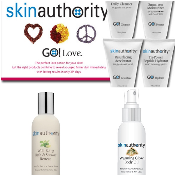 Skin Authority Reviews Go! Love, Warming Glow Body Oil