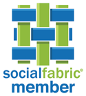 social Fabric Badge 