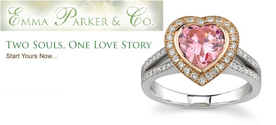 Emmar Parker Diamond Engagement Rings