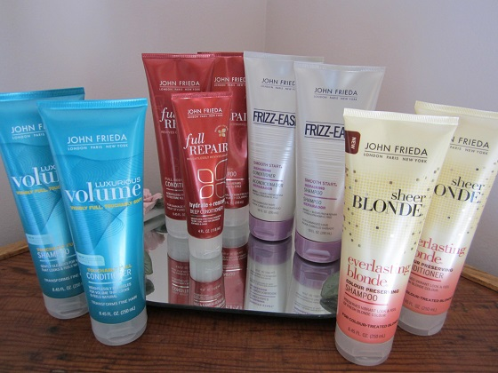 John Frieda products