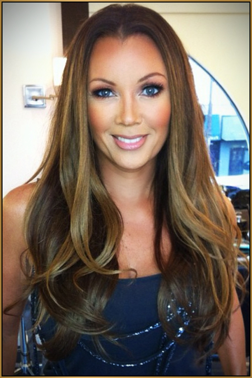 Vanessa Williams Halo Couture Hair Extensions