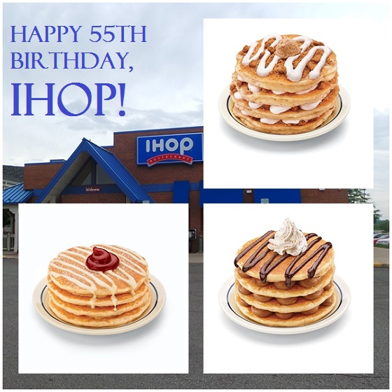 Ihop 55 birthday