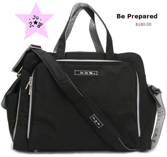 Ju-Ju-Be BePrepared Messenger Tote