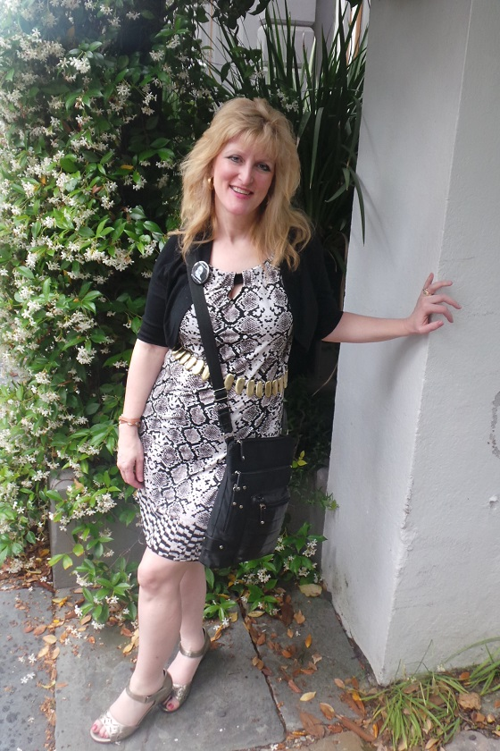 Shopping Style Outfits modeled by Women over 45