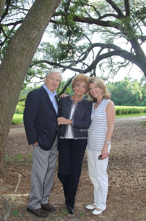 David, Eunice, and Cindi Bigelow Charleston Tea Plantation #AmericasTea #Shop