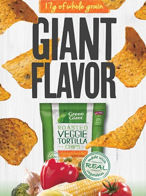 Green Giant Veggie Chips K