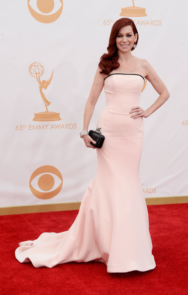 Emmy Style 2013 Carrie Preston_Emmy Awards 2013