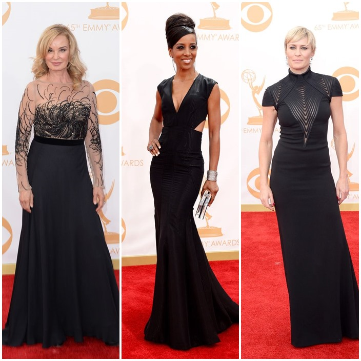 Emmy Style 2013 Jessica lang 64 Shaun Robinson 51 Robin Wright 47