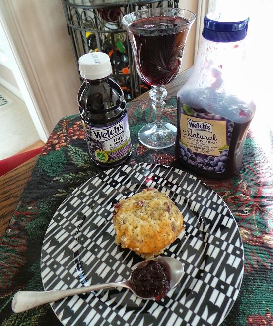 Grape Lemon Poppy Seed Coffee Cake Recipe, Share Your Moments