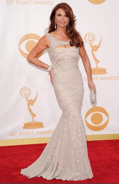 Emmy Style 2013, Outfits Modeled by Women Over 45, Verizon Voices Fashionista Style Hop