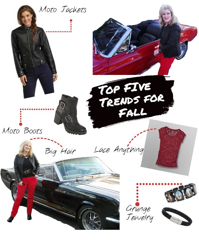 Top Trends for Fall 2013 #ThisIsStyle Sears #shop