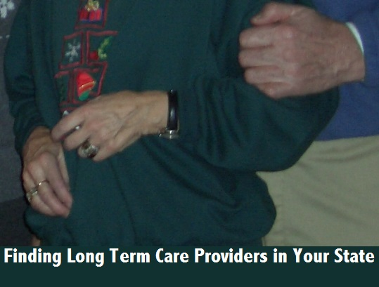 Finding Long Term Care Providers in Your State