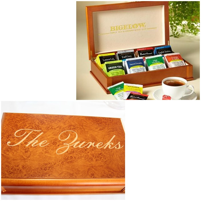 Bigelow Tea Gifts Tea Chest