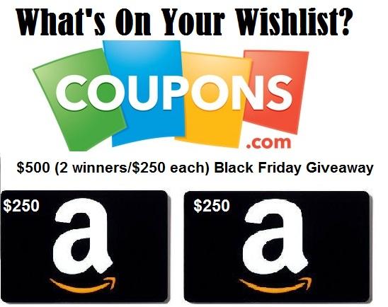 Amazon coupon code black friday