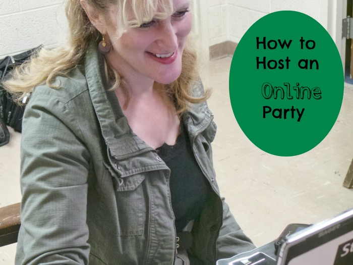 How to host an Online Party