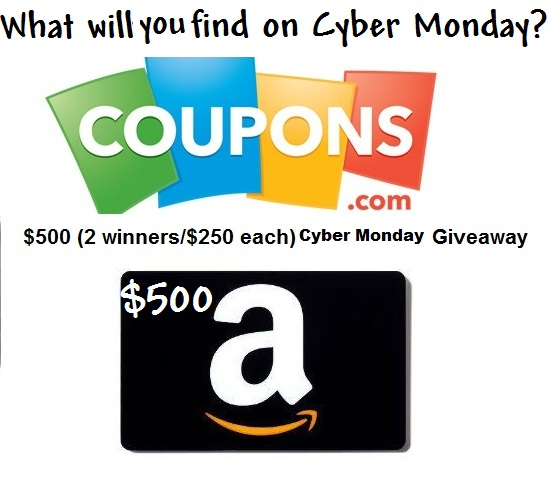 Amazon coupon codes cyber monday