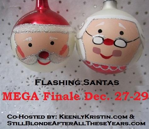 Flashing Santas 2013 Finale 2