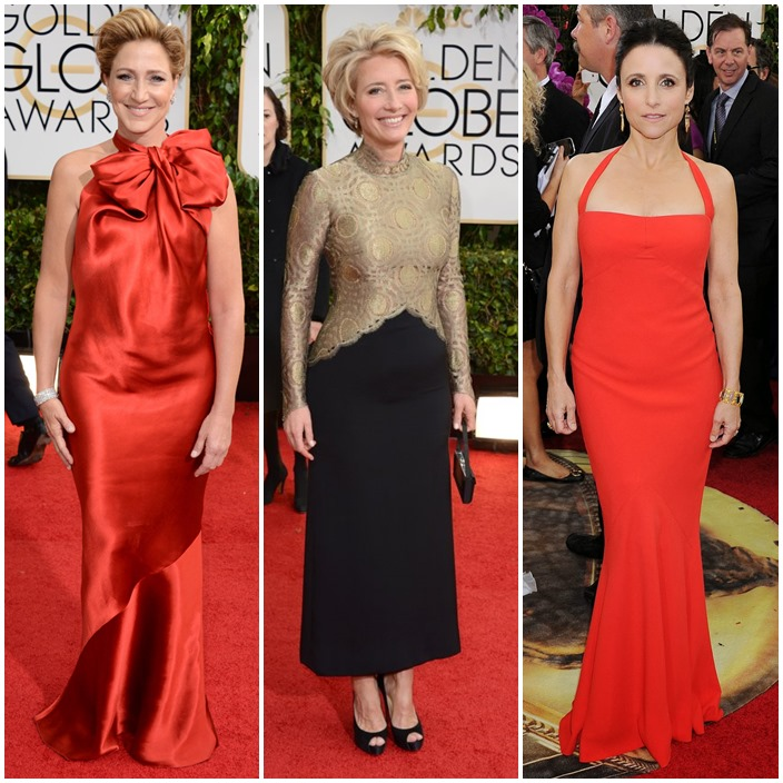 Golden Globes 2014 Women over 45