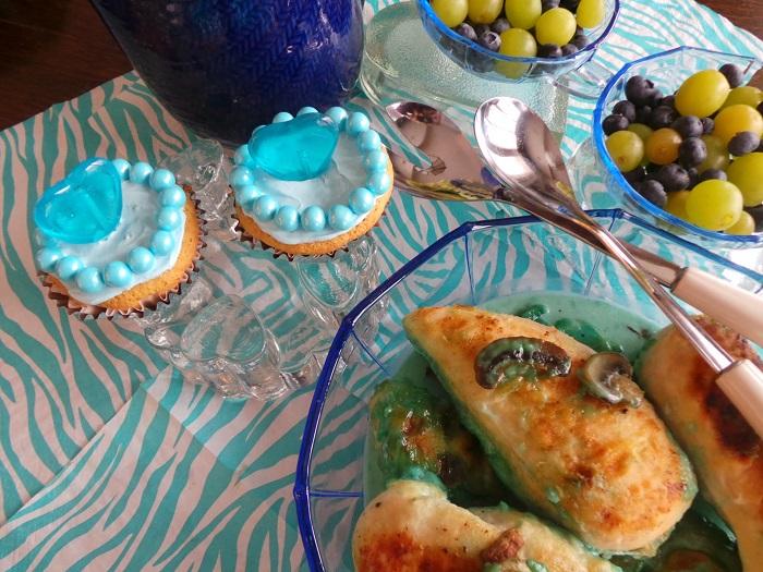 Blue Valentine Meal