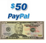 50 paypal 150