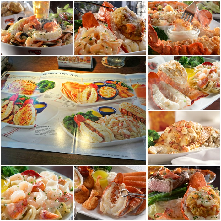 Lobsterfest collage