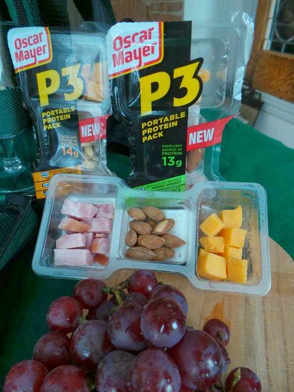 Oscar Mayer P3 Portable Protein Pack #PortableProtein #MeatCheeseNuts #CollectiveBias #shop