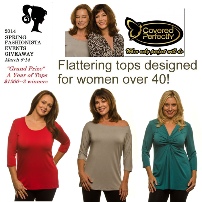 Covered Perfectly Fashionista Events 2014