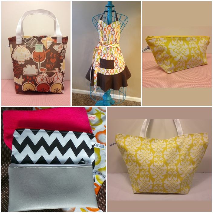 lil alice aprons totes carryalls Fashionista Events 2