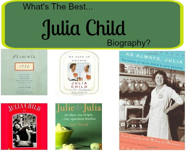 Best Julia Child Book