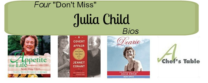 Best Julia Child Biography