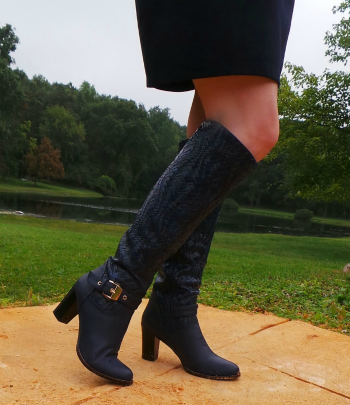 Boot Season Fall Color 2014 Monroe and Main