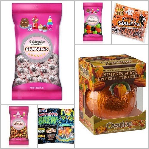 Halloween Food Crafts Sweetworks fall Halloween Candy