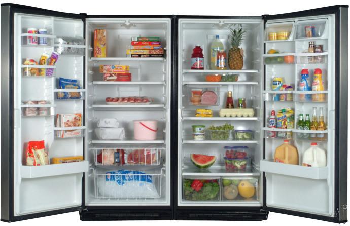 Freezer and Fridge Pair