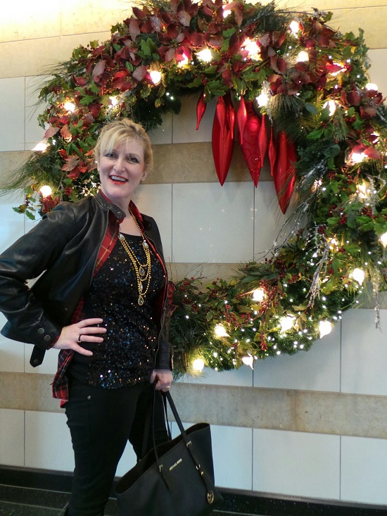 Holiday Plaid! How to Wear a Plaid Shirt in the Winter Foxcroft