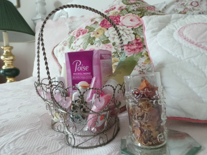 Guest Room Baskets #LifesLittleLeaks