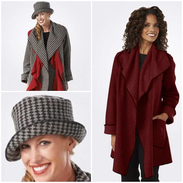 Janska Dillion Hat Boulder Coat Colorado Collection