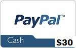 25 paypal gift cardv 150