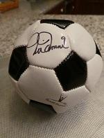 mia Hamm ball