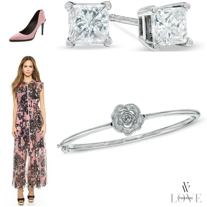 Spring Trends Sheer and Floral