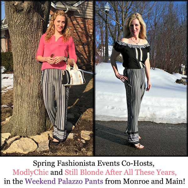 Spring Fashionista Event Co-hosts