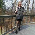 Janska Durango jacket Still Blonde after all these Years Women over 45