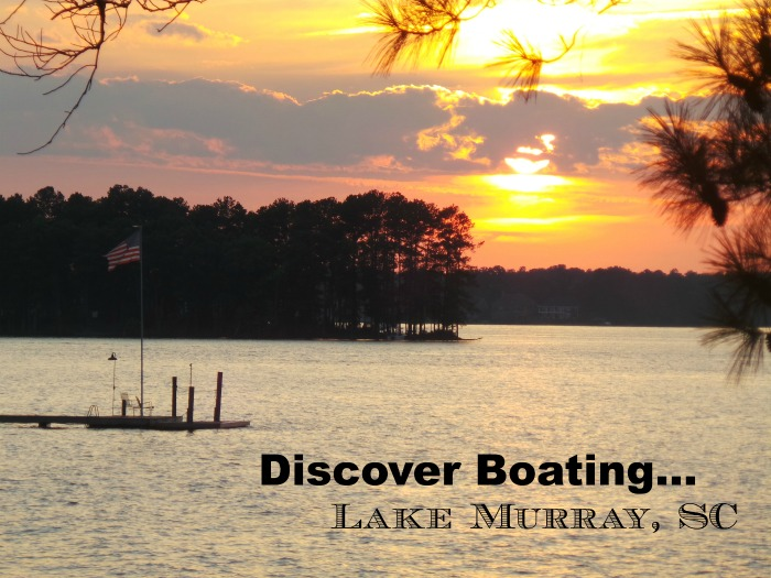 Discover Boating Lake Murray South Carolina