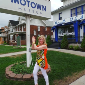 Monroe and Main Shapewear Women over 45 Still Blonde after all these YEARS Motown Museum