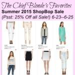 June Sale shopbop