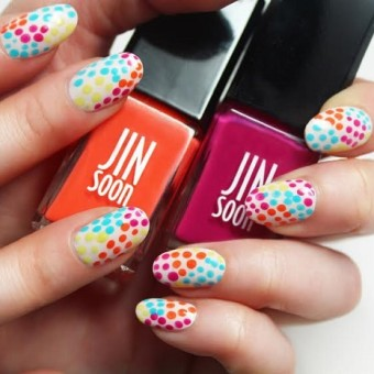 Summer Manicures Summer Nail art