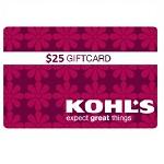 25-Kohls-Gift-Card