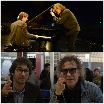 On The Record with Mick Rock Josh Groban the Man who Shot the 70s